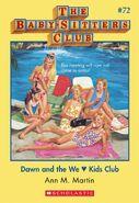 BSC 72 Dawn and We Love Kids Club ebook cover