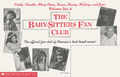 Baby-sitters Fan Club welcome card circa 1990