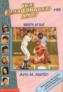 Baby-sitters Club 129 Kristy at Bat cover