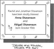 Abby Anna Stevenson born Oct 15 AB