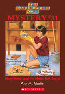 BSC Mystery 31 Mary Anne Music Box Secret ebook cover