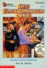Baby-sitters Club 71 Claudia and the Perfect Boy original cover