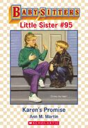 Baby-sitters Little Sister 95 Karens Promise ebook cover