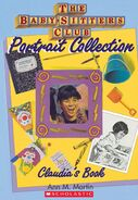 Claudias Book Portrait Collection ebook cover