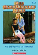 BSC 42 Jessi Dance School Phantom ebook cover
