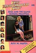 BSC - Jessi and the Dance School Phantom 1996 reissue cover
