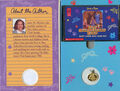 Baby-sitters Club 86 Mary Anne and Camp BSC audio tape case inside