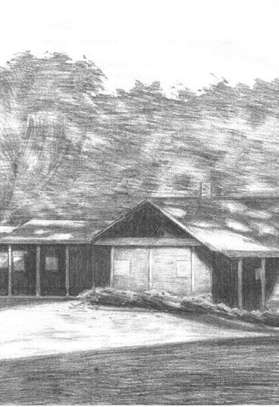Watson's Cabin (at Shadow Lake)