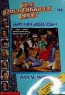 BSC - Mary Anne Misses Logan 1996 reprint cover