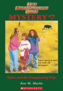 BSC Mystery 7 Dawn Disappearing Dogs ebook cover