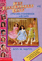 Baby-sitters Club 15 Little Miss Stoneybrook and Dawn reprint cover