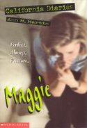 California Diaries 3 Maggie Diary One cover
