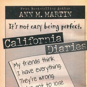 Maggie Diary Two California Diaries 8 bookad from SS15 1998.jpg