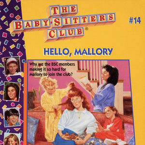 Baby-sitters Club 14 Hello Mallory reprint cover.jpg