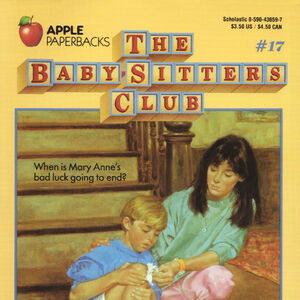 Baby-sitters Club 17 Mary Anne's Bad Luck Mystery original cover.jpg