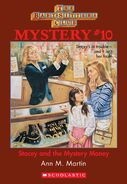 BSC Mystery 10 Stacey Mystery Money ebook cover