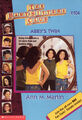 Baby-sitters Club 104 Abbys Twin cover