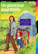 Un grand jour pour Kristy -- cover by Philippe Munch