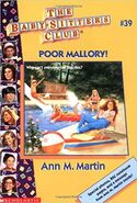 BSC - Poor Mallory! 1996 reissue cover