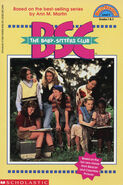 Baby-sitters Club movie novelization early reader cover Level 3