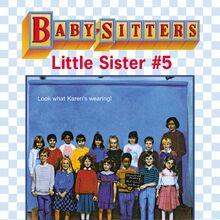 Baby-sitters Little Sister 5 Karens School Picture ebook cover.jpg