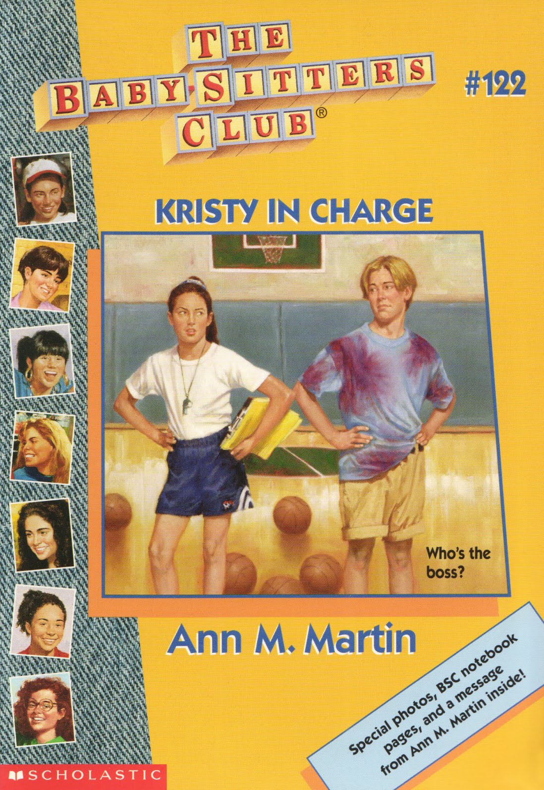 Kristy in Charge