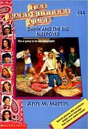 BSC - Dawn and the Big Sleepover 1996 reissue cover