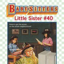 Baby-sitters Little Sister 40 Karens Newspaper ebook cover.jpg