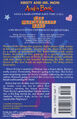 Baby-sitters Club 81 Kristy and Mr Mom audio tape back