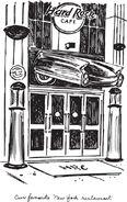 Hard Rock Cafe SS6