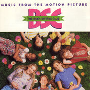 Baby-sitters Club Movie soundtrack front