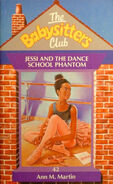 Babysitters Club 42 Jessi Dance School Phantom UK cover