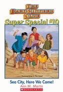 Super Special 10 Sea City Here We Come ebook cover