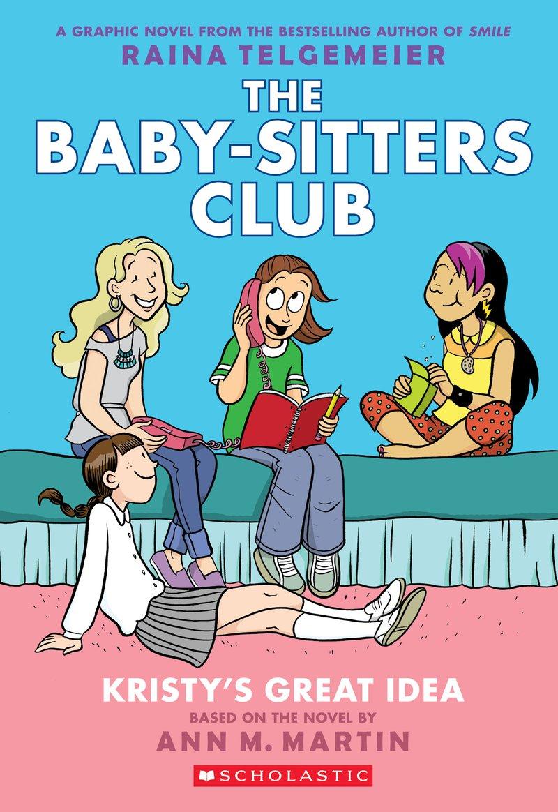 Kristy's Great Idea (Graphic Novel)