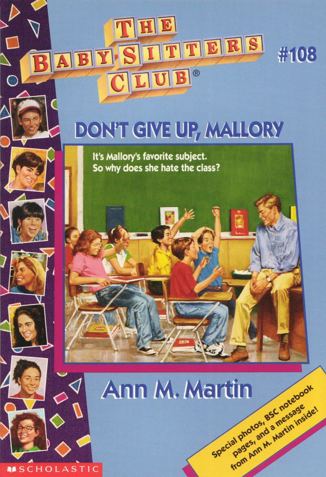 Don't Give Up, Mallory!