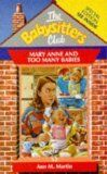 Mary Anne and Too Many Babies -- Scholastic Hippo edition