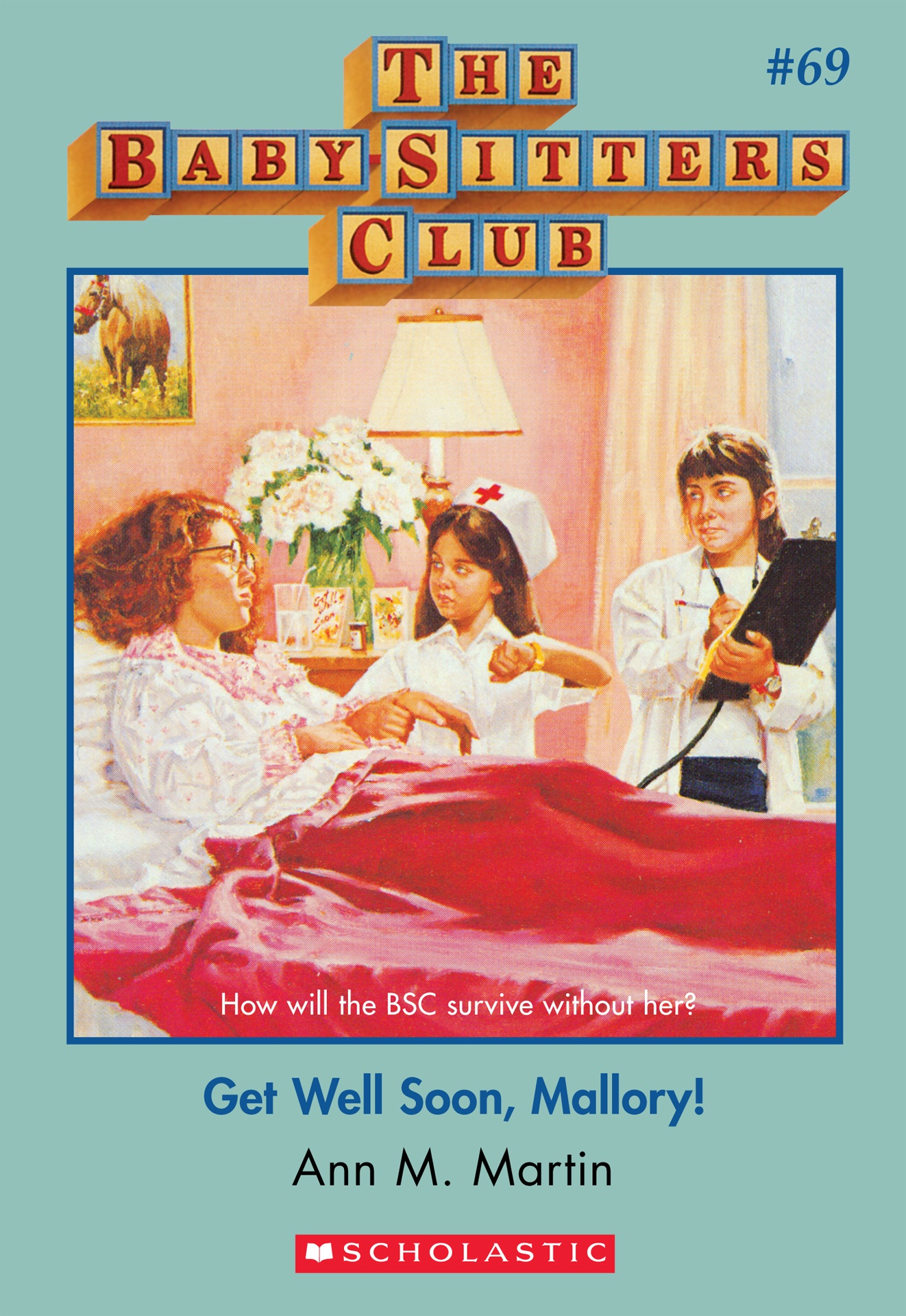 Get Well Soon, Mallory!