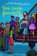 Le Club des Baby-Sitters Une année formidable -- French cover by Émile Bravo