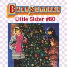 Baby-sitters Little Sister 80 Karens Christmas Tree ebook cover.jpg
