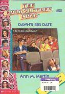 BSC - Dawn's Big Date 1996 reprint cover