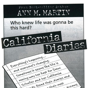 California Diaries 1 and 2 bookad from CD1 1stpr 1997.jpg
