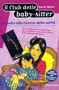 Il Club delle baby-sitter 33 Claudia alla ricerca della verita italian cover