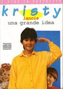 Kristy lancia una grande idea