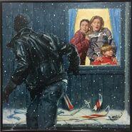 SM2 Baby-sitters Beware cover original painting