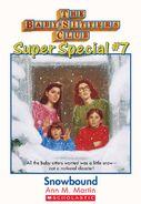 Super Special 7 Snowbound ebook cover