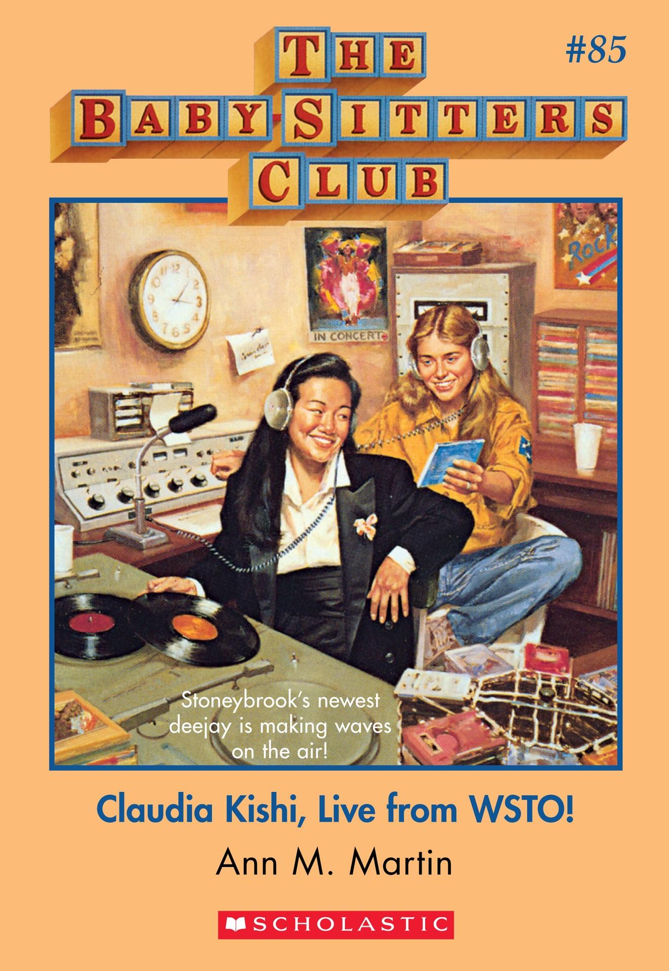 Claudia Kishi, Live From WSTO!