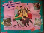 All New BSC Fan Club poster green pink