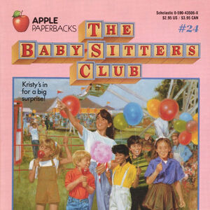 Baby-sitters Club 24 Kristy and the Mothers Day Surprise original cover.jpg