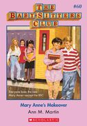 BSC 60 Mary Annes Makeover ebook cover