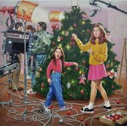 Baby-Sitters Club 92 Mallorys Christmas Wish cover original painting